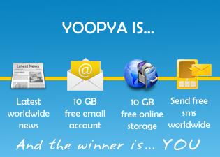Welcome to Yoopya.com