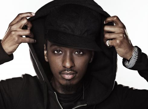 On the Verge with hip-hop artist   K'Naan of Somalia