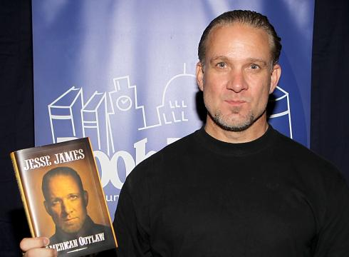 Jesse James has 'no place' in his life for women