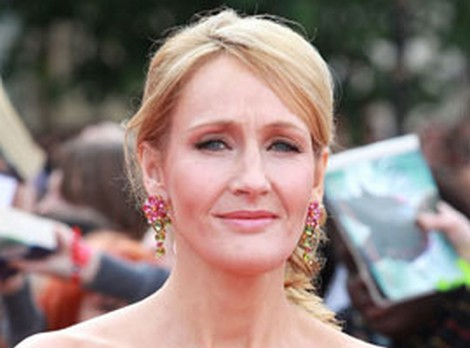 JK Rowling To Donate Cash From Harry Potter   Encyclopedia To Charity