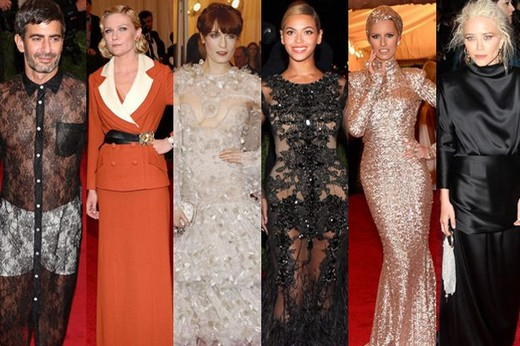 And the Worst Dressed Met Gala 2012 guest goes to...(not Beyonce's butt, surely?)