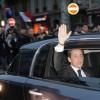 Flashy, fiery Sarkozy fades from French scene