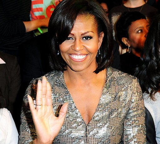 Michelle Obama Joins Pinterest!