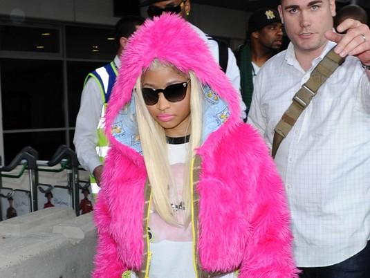 Nicki Minaj Unveils New Track 'Pound The Alarm'