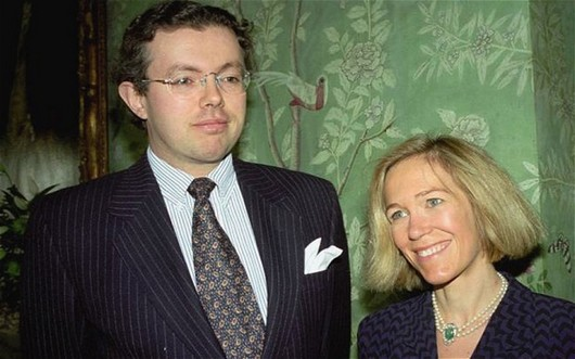 Eva Rausing: husband Hans Kristian Rausing arrested on suspicion of murder