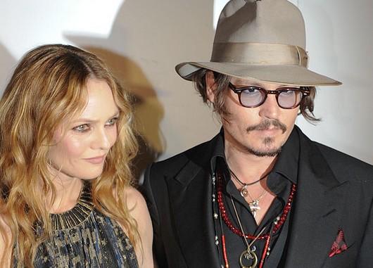 Johnny Depp's Ex Vanessa Paradis Calls Amber Heard: 'A Man-Stealing Nobody'