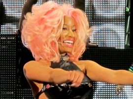 Nicki Minaj's Diva Ways Slammed By Acts At T In The Park