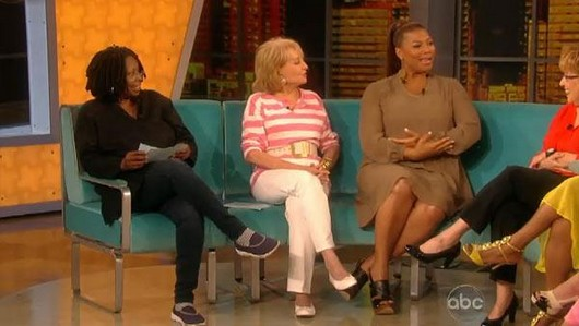 Queen Latifah to adopt child? She says she's 'working on that'