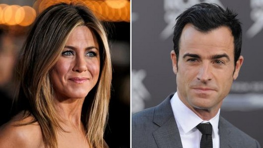 Jennifer Aniston gets engaged to Justin Theroux, report says