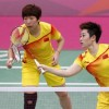 Chinese shuttler quits, Games host judo diplomacy