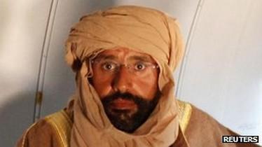 Libya 'sets September trial' for Saif al-Islam Gaddafi