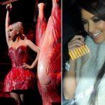 Lady Gaga defends fur-wearing and Kim Kardashian against PETA