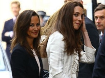 'Kate's Middleton's Front With Pippa's Behind' The Perfect Woman?