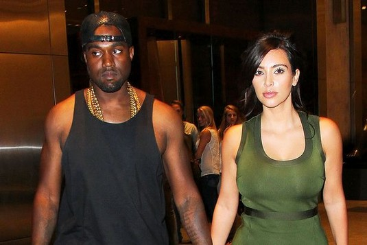 Kim Kardashian is too busy showing off her beach body to divorce Kris Humphries (works for us)
