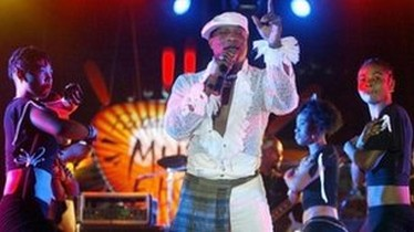 Koffi Olomide: Congo singer charged with assault