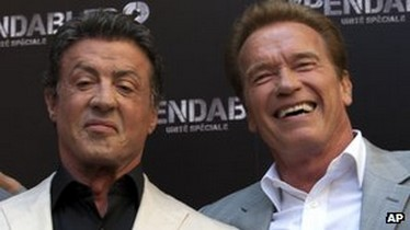 Stallone: Losing Expendables 2 stuntman 'very hard'