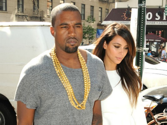 Will Kim & Kanye tie the knot anytime soon? (Photo: WENN)