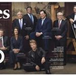 The cover of the Forbes 400 issue on philanthropy is shown in this handout photo supplied to Reuters September 18, 2012 featuring 12 of the more than 150 influential entrepreneurs the magazine brought together for a private discussion on ways to help solve some of the world�s most intractable problems. From Warren Buffett and Oprah to Bill and Melinda Gates, some of the world�s greatest philanthropists with a combined net worth of $126 billion attended the summit. The Forbes 400 issue goes on sale September 21, 2012. REUTERS/Forbes/Handout