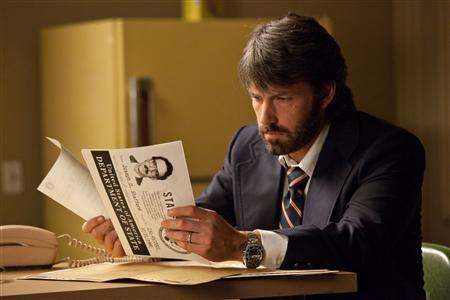 Ben Affleck in a scene from ''Argo''.  Credit: Reuters/TIFF