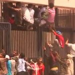 US embassy in Yemen stormed in film protest