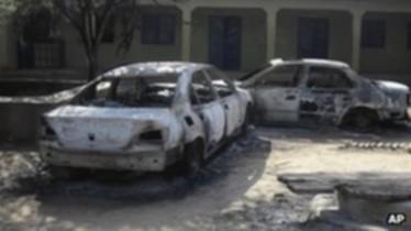 Nigerian soldiers 'killed by Boko Haram' in Potiskum