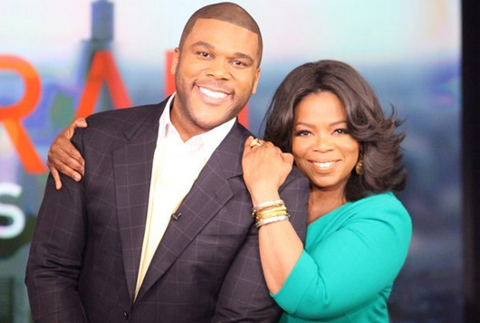 Tyler Perry, Oprah Winfrey teaming up to make OWN shows