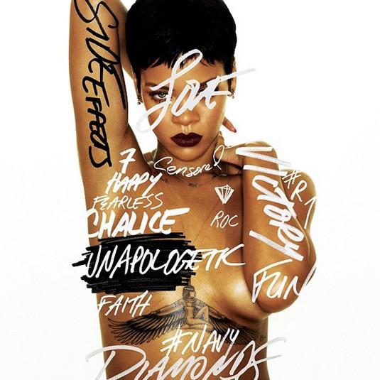 Rihanna Unveils New 'Diamonds' Video