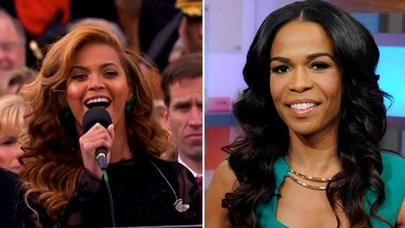 Beyonce defended by Destiny's Child's Michelle Williams: 'Let it go'