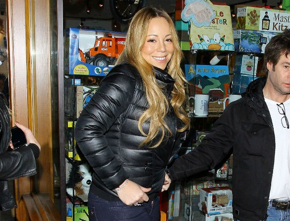 Nicki Minaj Talks Mariah Carey Feud: 'I Was Crazy, But She Is Still Holding A Grudge'