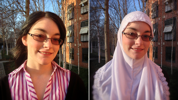 Hijab for a day: Non-Muslim women who try the headscarf