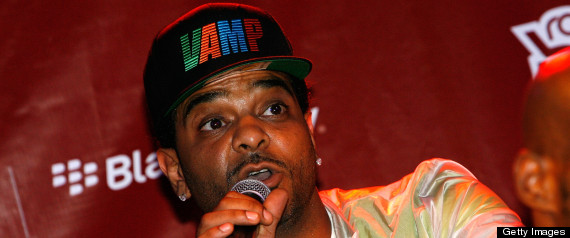 NEW YORK, NY - JUNE 13:  Rapper Jim Jones during the 2012 Rock the Bells Festival press conference and Fan Appreciation Party on at Santos Party House on June 13, 2012 in New York City.  (Photo by Mike Lawrie/Getty Images)
