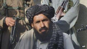 Afghan forces arrest Pakistan Taliban commander