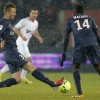 Beckham makes debut as Paris SG beats Marseille 2-0