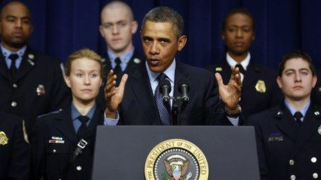 Obama warns budget cuts will cause job losses