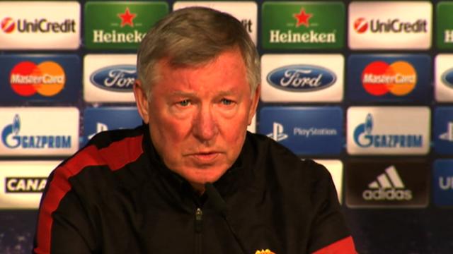 Real Madrid v Manchester United: Ferguson ready for 'acid test'