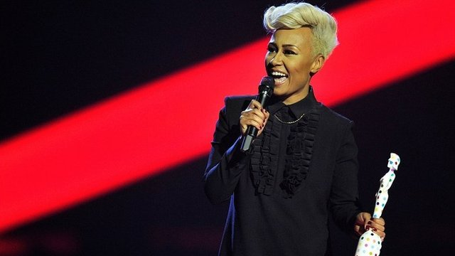 Brit Awards: Adele and Emeli Sande win