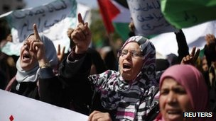 Palestinian prisoners observe inmate death protest fast