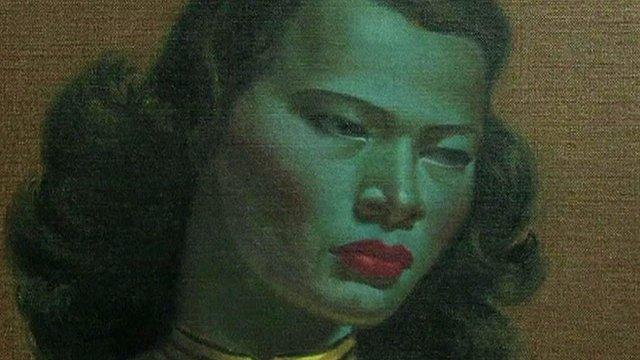 Chinese Girl portrait sale nears £1m mark