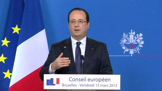 Francois Hollande defends Syria weapons plan