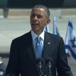 Obama on first Israel trip as president vows 'eternal' alliance