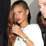 Rihanna's Tour Bus Pulled Over At Border & Weed Allegedly Found