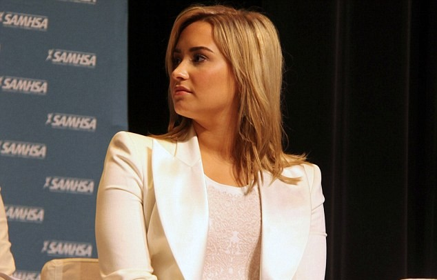 Will she have more fun? Demi Lovato unveils yet ANOTHER new look as she turns back to blonde