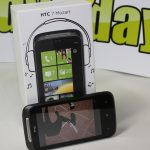 The HTC 7 Mozart