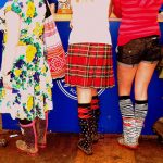 Festival Fashion – The Hottest Looks From Glastonbury 2013