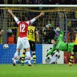 Arsenal # Dortmund