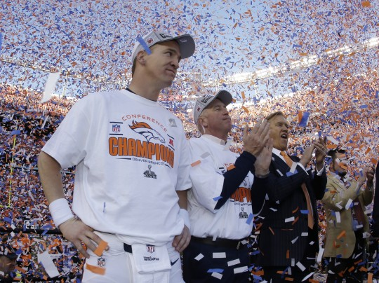 Broncos executive John Elway