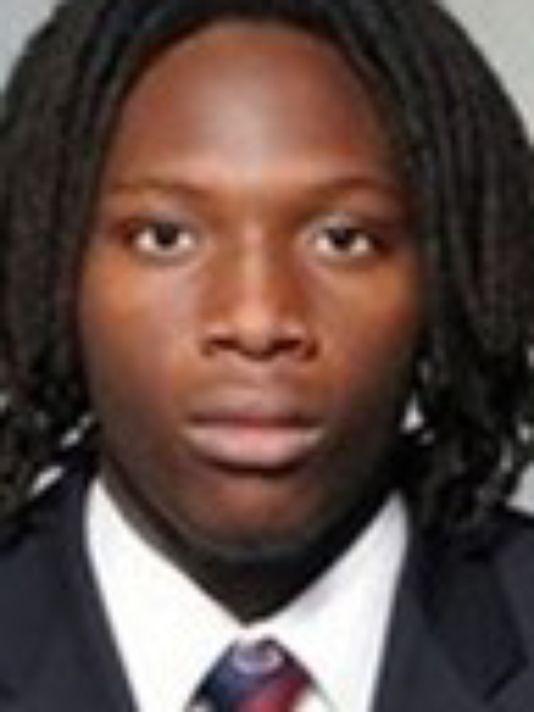 Justin Bernard Singleton - (Photo: Courtesy of South Carolina State Athletics)