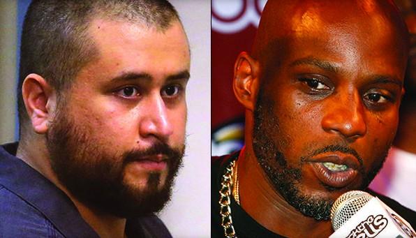 DMX To Fight George Zimmerman