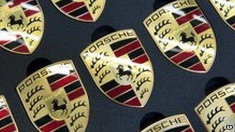 Porsche 1.8bn euros lawsuit