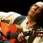 Spanish guitarist Paco de Lucia